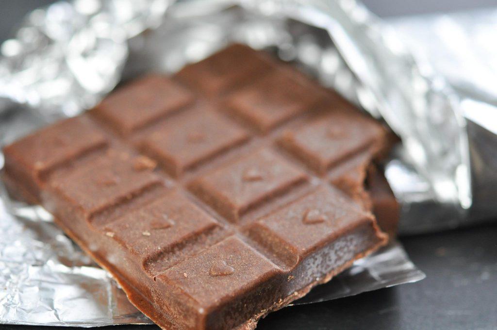 Schokolade in der Ketodiät