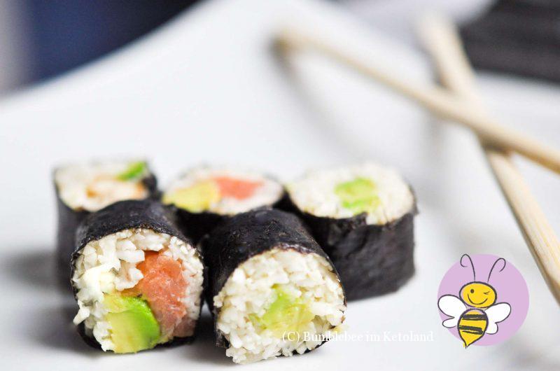 Maki Sushi - ketogen und lecker