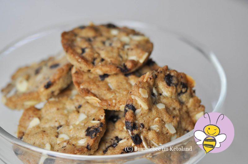 Göttliche Mandel-Dreierlei-Cookies