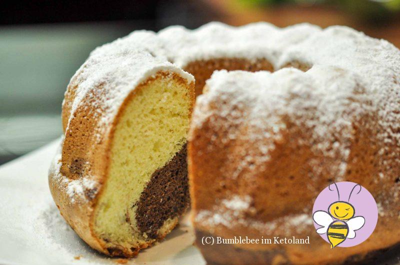 Sahne marmorkuchen butter mit statt Marmorkuchen mit