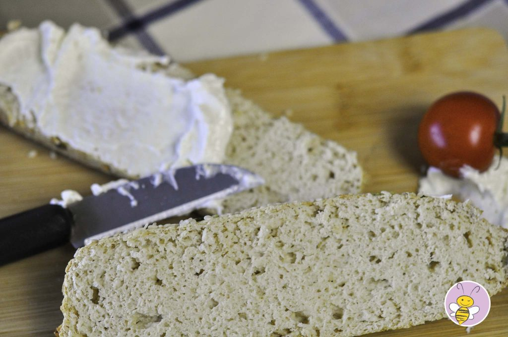 Ketogene Baguettes mit Körndlkruste